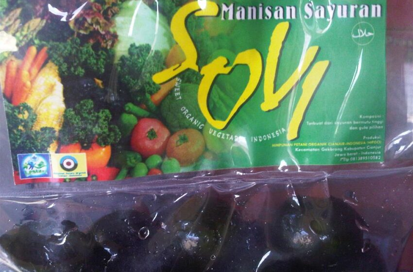 SOVI – Sweet Organic Vegetable Indonesia
