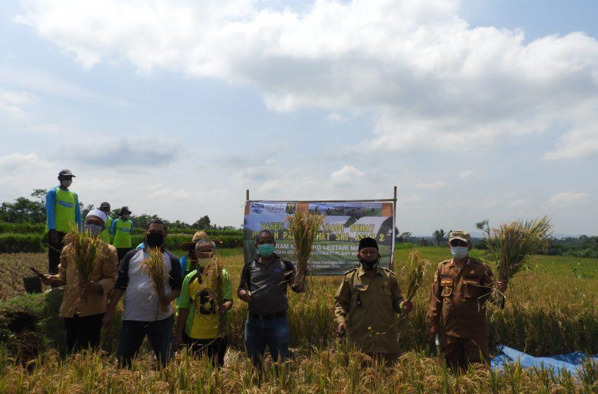Program Kampung Lestari Mandiri di Sukabumi Tahun 2020
