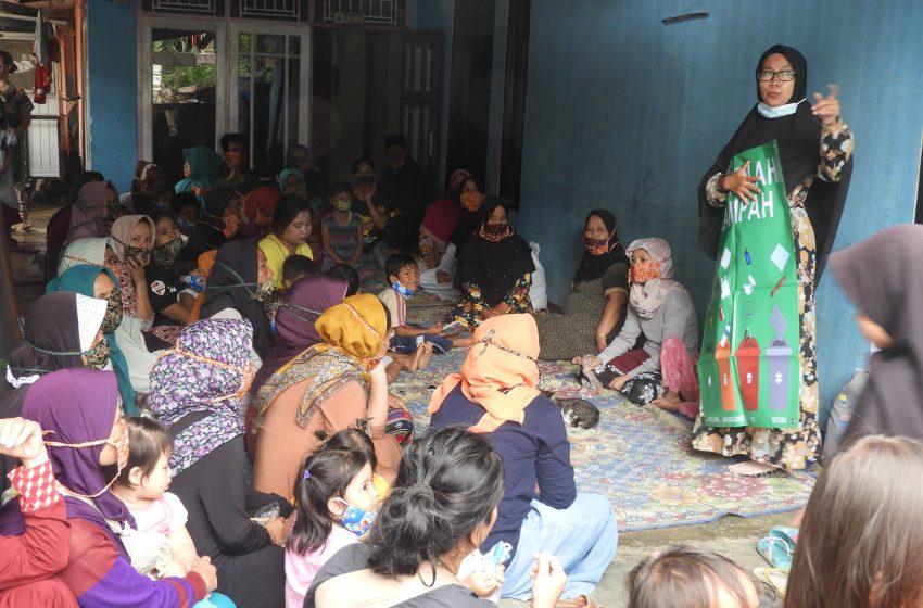 Program Pengelolaan Sampah Berbasis Komunitas di Cianjur Tahun 2020